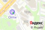Схема проезда до компании Mara в Нижнем Новгороде