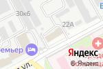 Схема проезда до компании Анонимные Алкоголики в Нижнем Новгороде