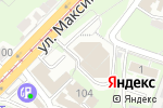 Схема проезда до компании Папа в Нижнем Новгороде