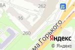Схема проезда до компании КорАлл в Нижнем Новгороде
