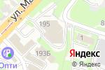 Схема проезда до компании Новосел в Нижнем Новгороде
