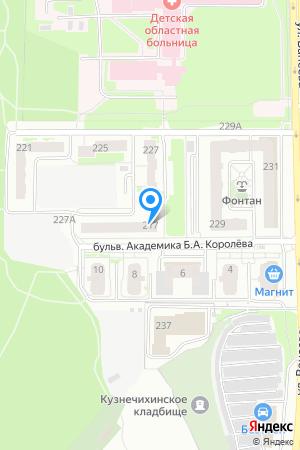 Город будущего, Ванеева ул., 217 на Яндекс.Картах