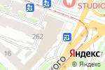 Схема проезда до компании BikeBest в Нижнем Новгороде