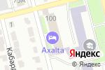 Схема проезда до компании Центр кадровой подготовки Нижегородского областного потребительского общества в Нижнем Новгороде