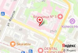 Городская клиническая больница № 3 (Нижегородский гериатрический центр) в Нижнем Новгороде - Верхне-Волжская набережная, 21: запись на МРТ, стоимость услуг, отзывы