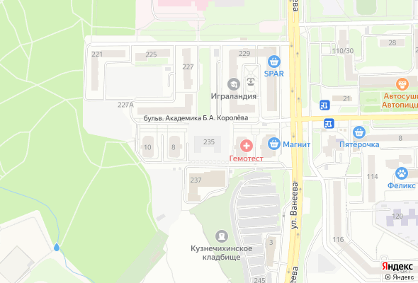ЖК Город будущего