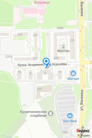 Город будущего, Ванеева ул., в районе областной детской больницы, 10стр. на Яндекс.Картах