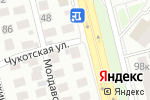 Схема проезда до компании А-Стекло в Нижнем Новгороде