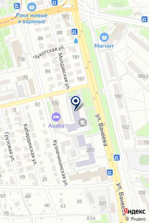ЧП ДИСТРИБЬЮТОРСКИЙ ЦЕНТР КОМПАНИЯ TUPERWARE на карте Нижнего Новгорода