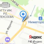 Премьера на карте Нижнего Новгорода