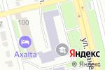 Схема проезда до компании Авалон в Нижнем Новгороде