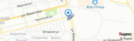 Авалон на карте Нижнего Новгорода