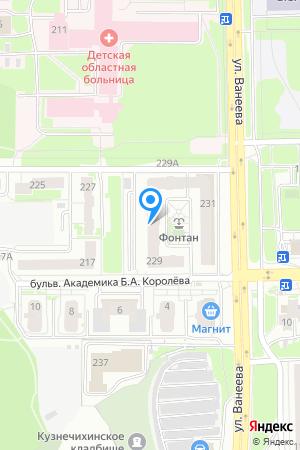 Город будущего, Ванеева ул., 229 на Яндекс.Картах