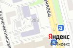Схема проезда до компании НИРО в Нижнем Новгороде