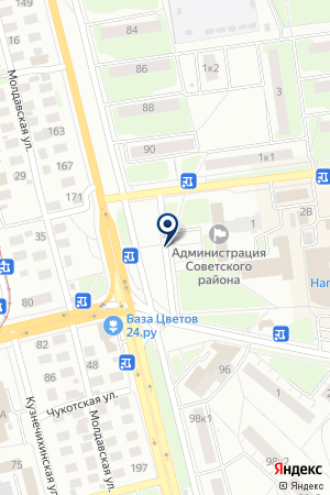 МАГАЗИН DENDY на карте Нижнего Новгорода