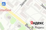 Схема проезда до компании MarketingTime в Нижнем Новгороде