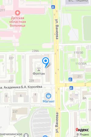 Город будущего, Ванеева ул., 231 на Яндекс.Картах