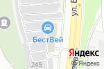 Схема проезда до компании Петроматик в Нижнем Новгороде