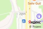 Схема проезда до компании Kolobox в Нижнем Новгороде