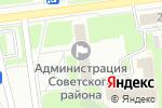 Схема проезда до компании Управление делами в Нижнем Новгороде