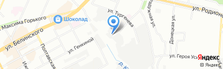 ФорПринт-НН на карте Нижнего Новгорода