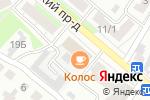 Схема проезда до компании Компас в Нижнем Новгороде