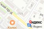 Схема проезда до компании Антикварный магазин в Нижнем Новгороде