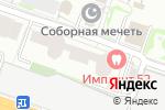 Схема проезда до компании Стандарт-Строй в Нижнем Новгороде