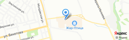 Мир Спецодежды на карте Нижнего Новгорода