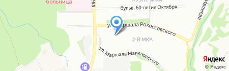 Домашние Спасатели на карте Нижнего Новгорода