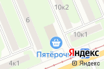 Схема проезда до компании Вента-НН в Нижнем Новгороде