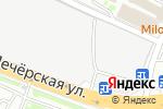 Схема проезда до компании Слоеный пирожок в Нижнем Новгороде