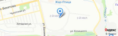Свой Дом-НН на карте Нижнего Новгорода