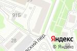Схема проезда до компании Дом Курсанта в Нижнем Новгороде
