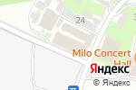 Схема проезда до компании Пятая стена в Нижнем Новгороде