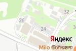 Схема проезда до компании Заправком в Нижнем Новгороде