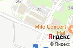 Схема проезда до компании АгРУс в Нижнем Новгороде