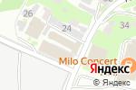 Схема проезда до компании Мастерская-ателье в Нижнем Новгороде