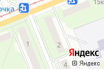 Схема проезда до компании Максавит в Нижнем Новгороде