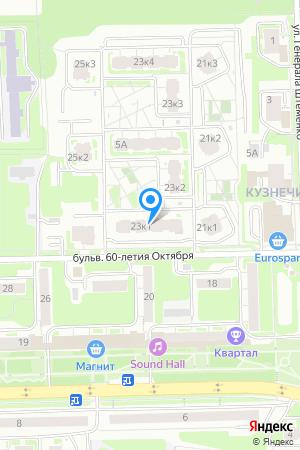 ЖК Белый город, 60-летия Октября бул., 23, корп. 1 на Яндекс.Картах