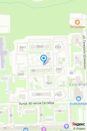 ЖК Белый город, 60-летия Октября бул., 5А на Яндекс.Картах
