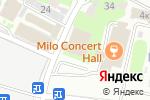 Схема проезда до компании Малибу-Тур в Нижнем Новгороде