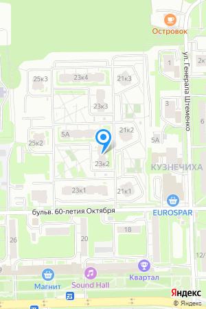 ЖК Белый город, 60-летия Октября бул., 23, корп. 2 на Яндекс.Картах