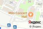 Схема проезда до компании Настя Сахар в Нижнем Новгороде