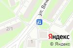 Схема проезда до компании Продукты на Шишкова в Нижнем Новгороде