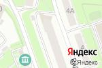 Схема проезда до компании ВВС в Нижнем Новгороде