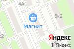 Схема проезда до компании Магазин трикотажа в Нижнем Новгороде
