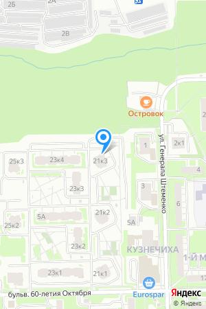 ЖК Белый город, 10 (по генплану) на Яндекс.Картах