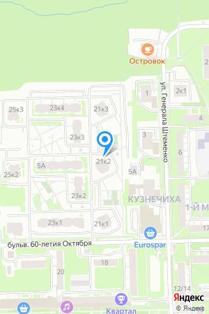 ЖК Белый город, 11 (по генплану) на Яндекс.Картах