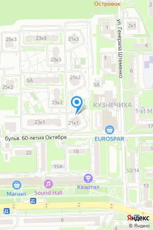 ЖК Белый город, 14 (по генплану) на Яндекс.Картах